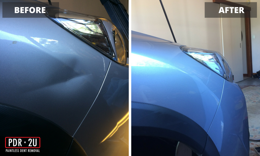 Mobile Dent Repair - PDR - Car Dent Repair