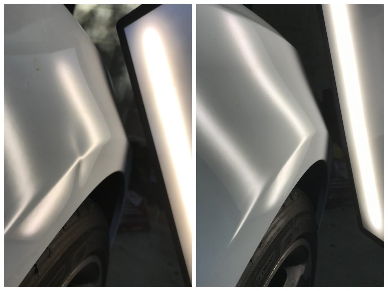 Dent Removal - Dent Repair - Paintless Dent Removal
