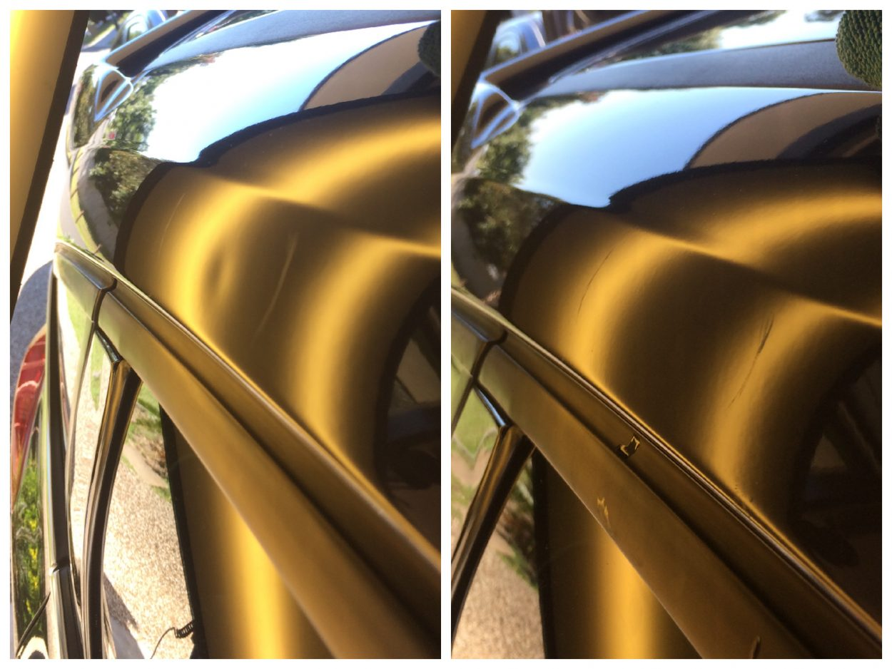 Car Dent Repair - Hail Damage Car - Mobile Dent Repair