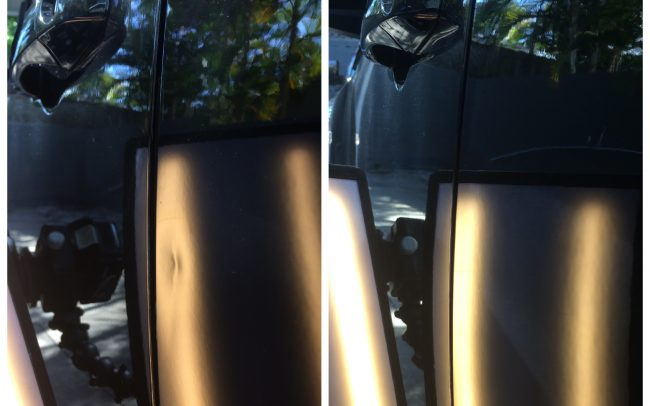 Car Dent Repair - PDR - Dent Removal