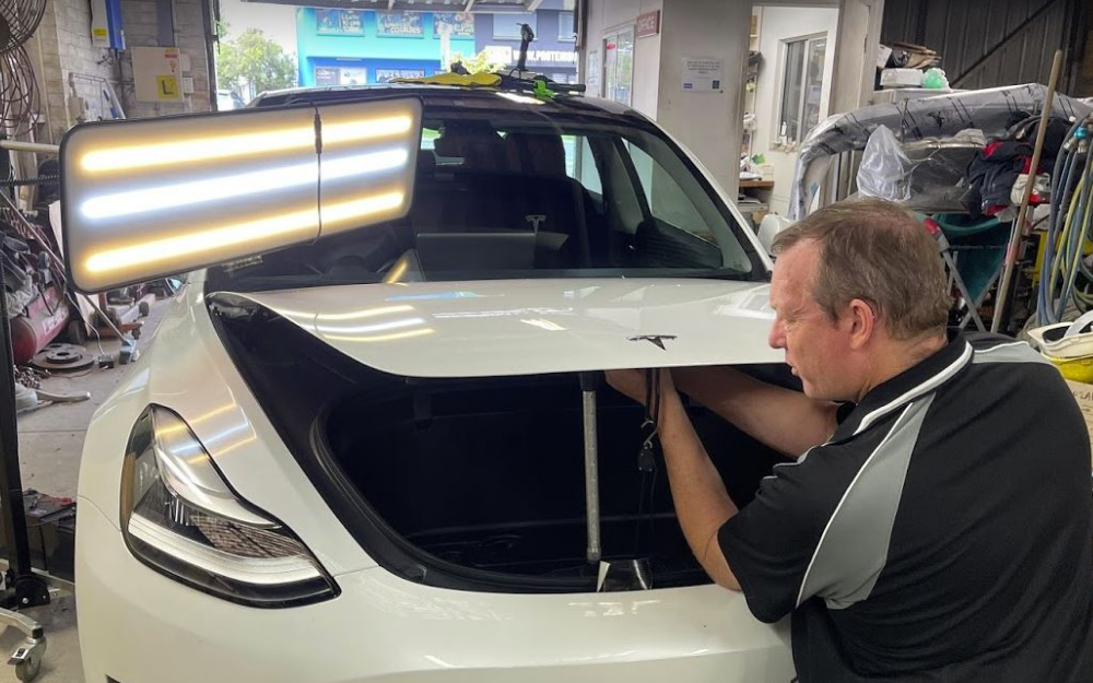 PDR2U Tesla Repairs