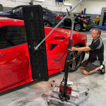 Luxury Vehicle Dent Repairs | PDR2U Brisbane & Gold Coast